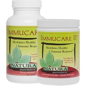 Natura Health Products Immucare II - pd - 100 gm