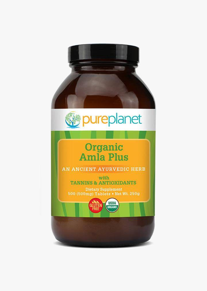 Pure Planet Amla  Plus  500 tabs
