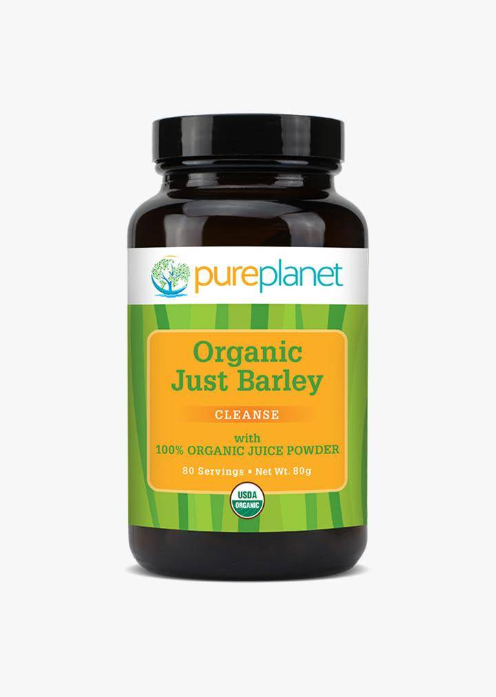 Pure Planet Just Barley Powder - 2.8 oz.