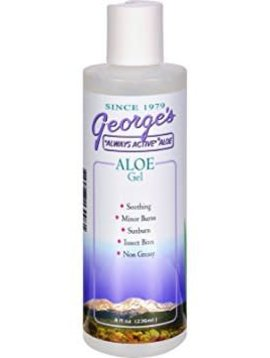 Warren Labs (George's) George's Aloe Gel - 8 fl. oz.
