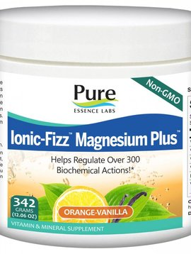 Ionic-Fizz Magnesium Plus Vanilla Orange - 342 g