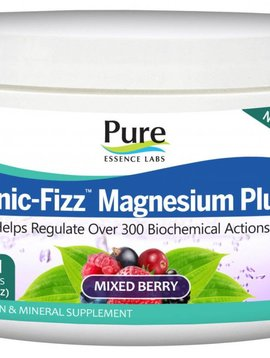 Ionic-Fizz Magnesium Plus Mixed Berry 171 g