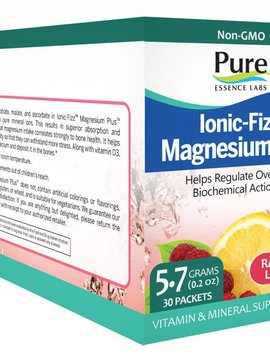 Ionic-Fizz Magnesium Plus - Box of 30 packets
