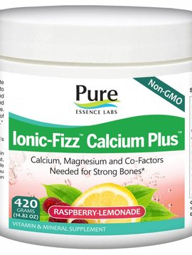 Ionic-Fizz Calcium Raspberry Lemonade 420g
