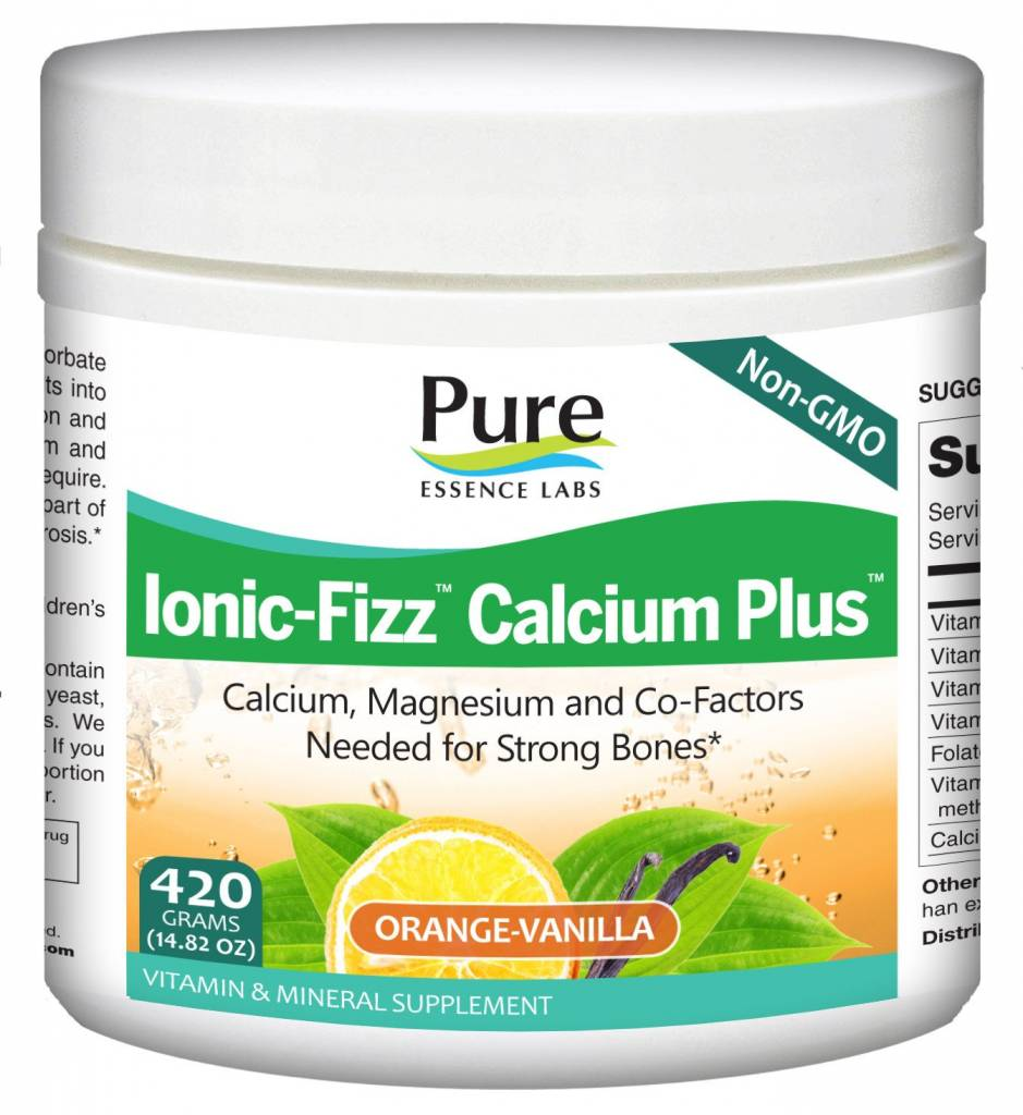 Ionic-Fizz Calcium-Orange 420g