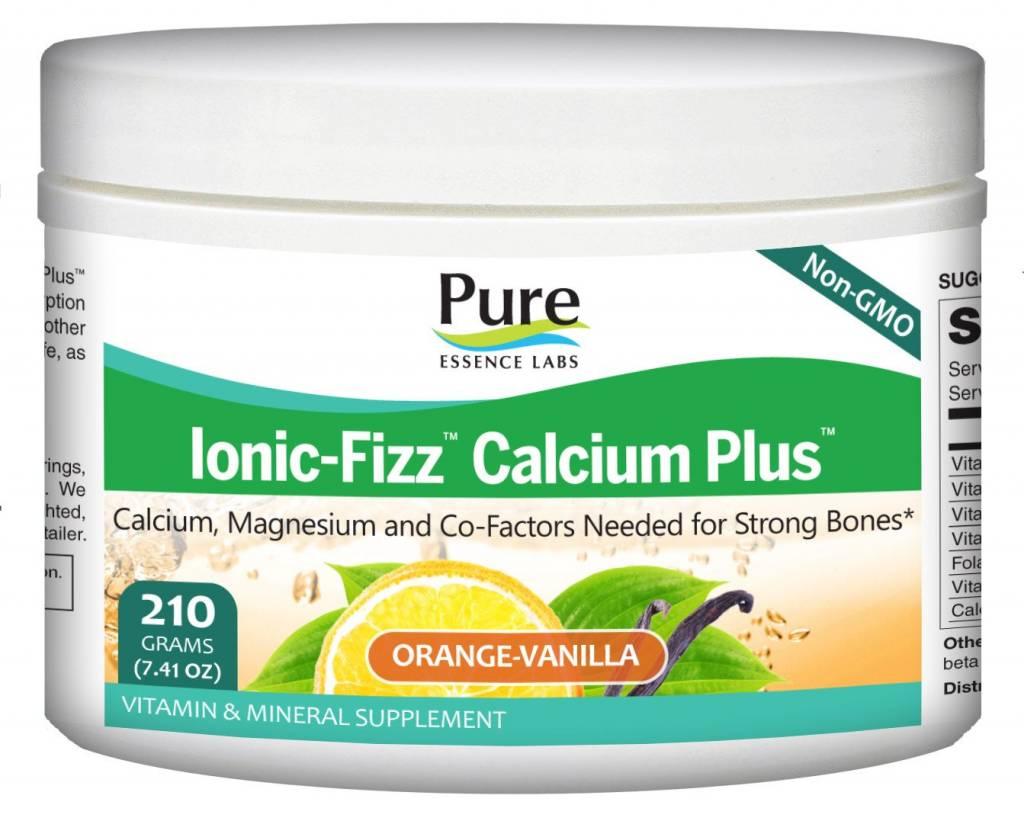 Ionic Fizz Calcium-Orange 210g
