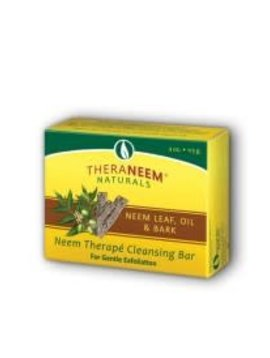TheraNeem Organix Neem Bark Soap - 4oz Bar