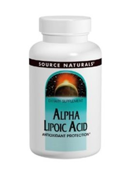 Source Naturals Alpha Lipoic Acid - 60 tabs