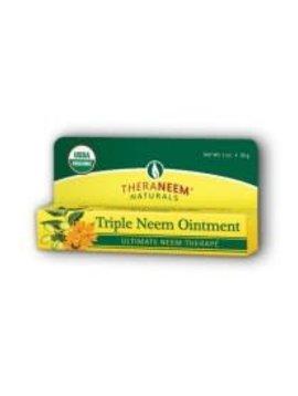 TheraNeem Organix Neem Triple Ointment - 1oz