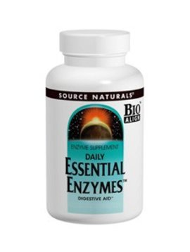 Source Naturals Essential Enzymes - 240 caps