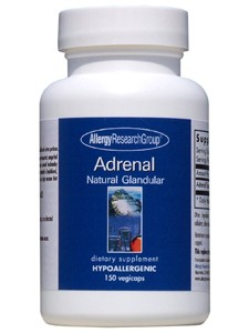Glandular Adrenal - 150 caps