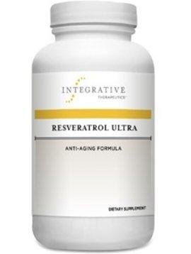 Integrative Therapeutics Resveratrol Ultra 60 caps