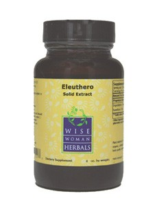 Eleuthero Solid Extract - 2 oz