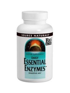 Source Naturals Essential Enzymes - 120 caps