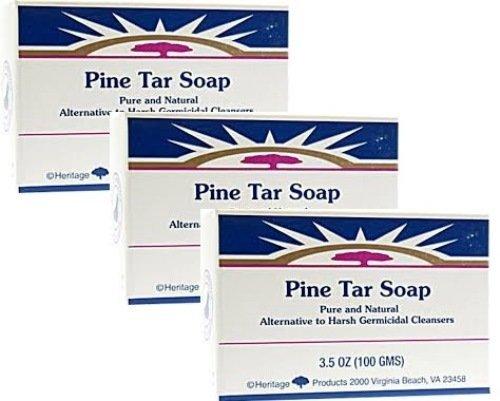 Pine Tar Soap - 3.5 oz