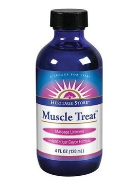 Muscle Treat - 4 oz