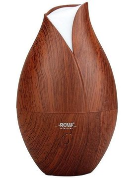 Now Foods Ultrasonic Oil Diffuser - Faux Wood style