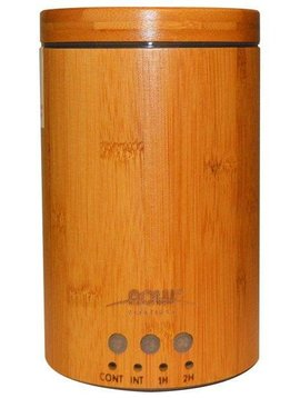 Ultrasonic Real Bamboo Oil Diffuser