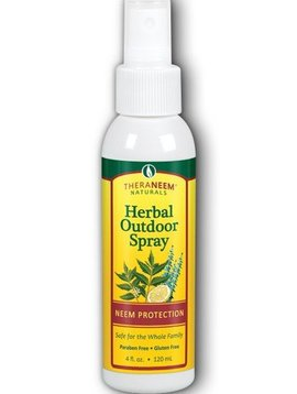 TheraNeem Organix Neem Outdoor Spray - 4 oz
