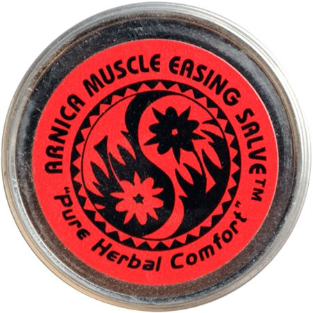 Arnica Muscle Easing Salve-- 4 oz
