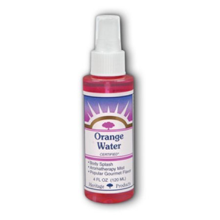 Orange Flower Water - 4oz.
