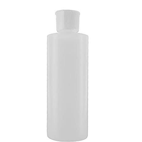 Plastic Squeeze Bottles W/Flip Top Lid - 4oz.