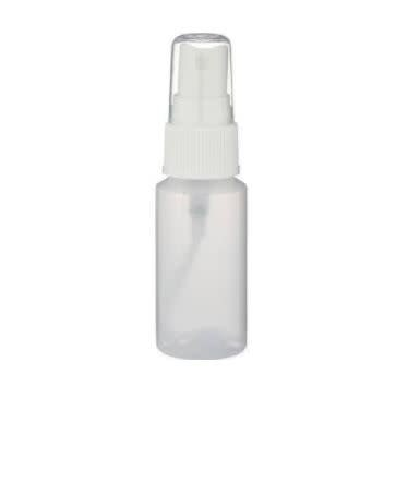 Plastic Squeeze Bottles W/Spray Lid - 1oz.