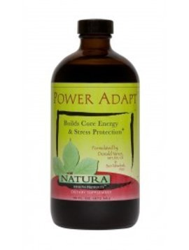 Natura Health Products Natura - Power Adapt - 2 oz