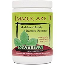 Natura Health Products Natura - Immucare II - 100 grams powder