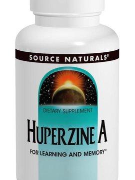 Source Naturals Huperzine 200 mcgs. - 60 caps
