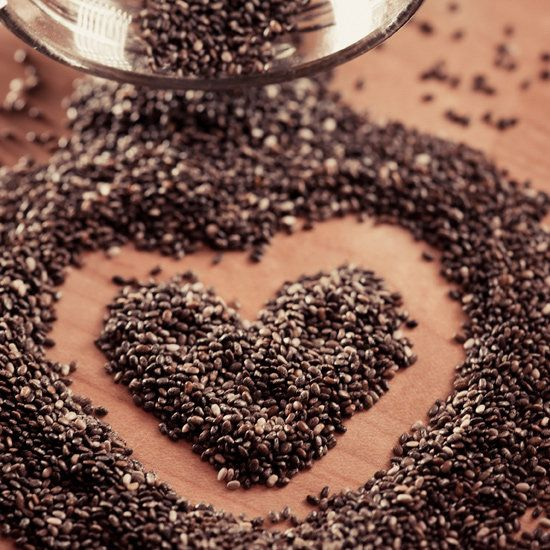 Chia Seeds  whole  16 oz