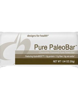 Designs for Health Pure PaleoBar Chocolate