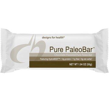 Designs for Health Pure PaleoBar Chocolate