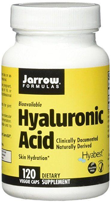 Jarrow Hyaluronic Acid -- Jarrow - 120 veggie caps