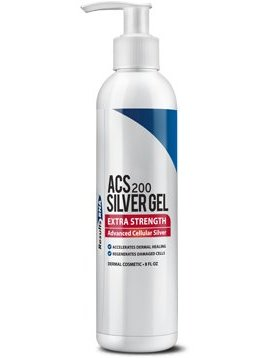 ACS 200 Silver Gel Extra Strength 8 fl oz
