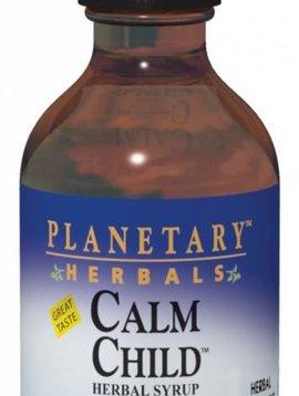 Planetary Herbals Calm Child - 2 oz.