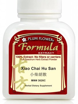 Minor bupleurum (Xiao Chai powder)