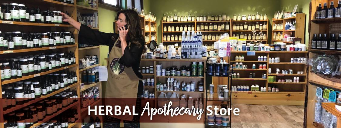 Herbal Apothecary Store