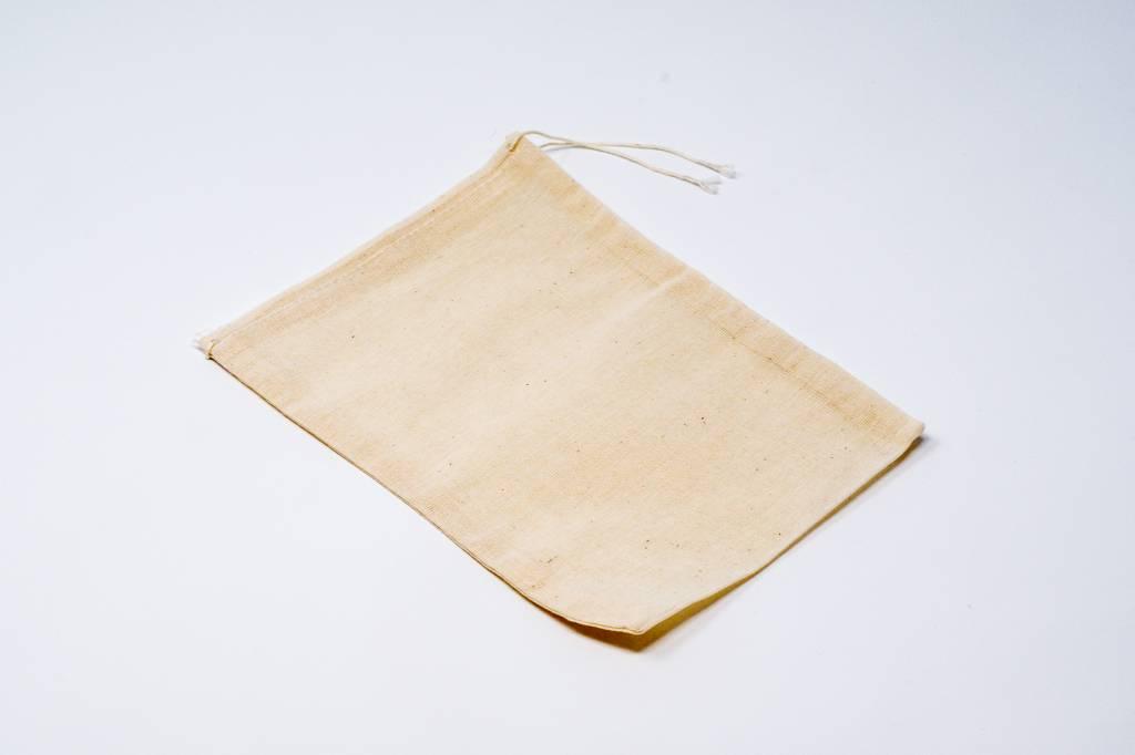 "Generic Muslin Culinary Tea Bag, 4"" X 6"""