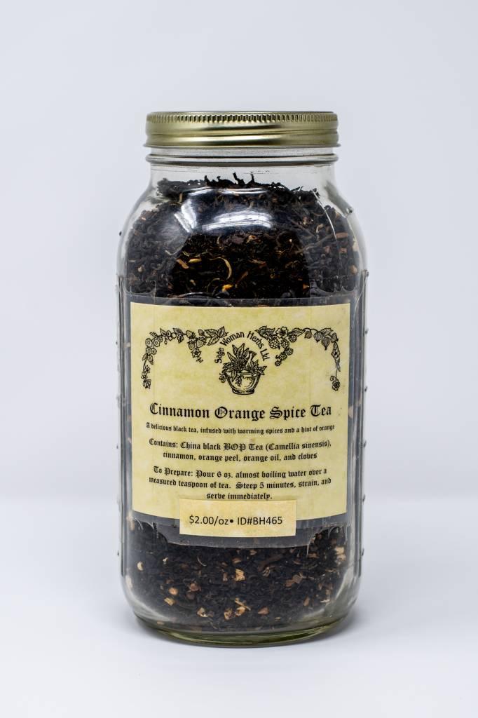 Cinnamon Orange Spice Tea 16oz.
