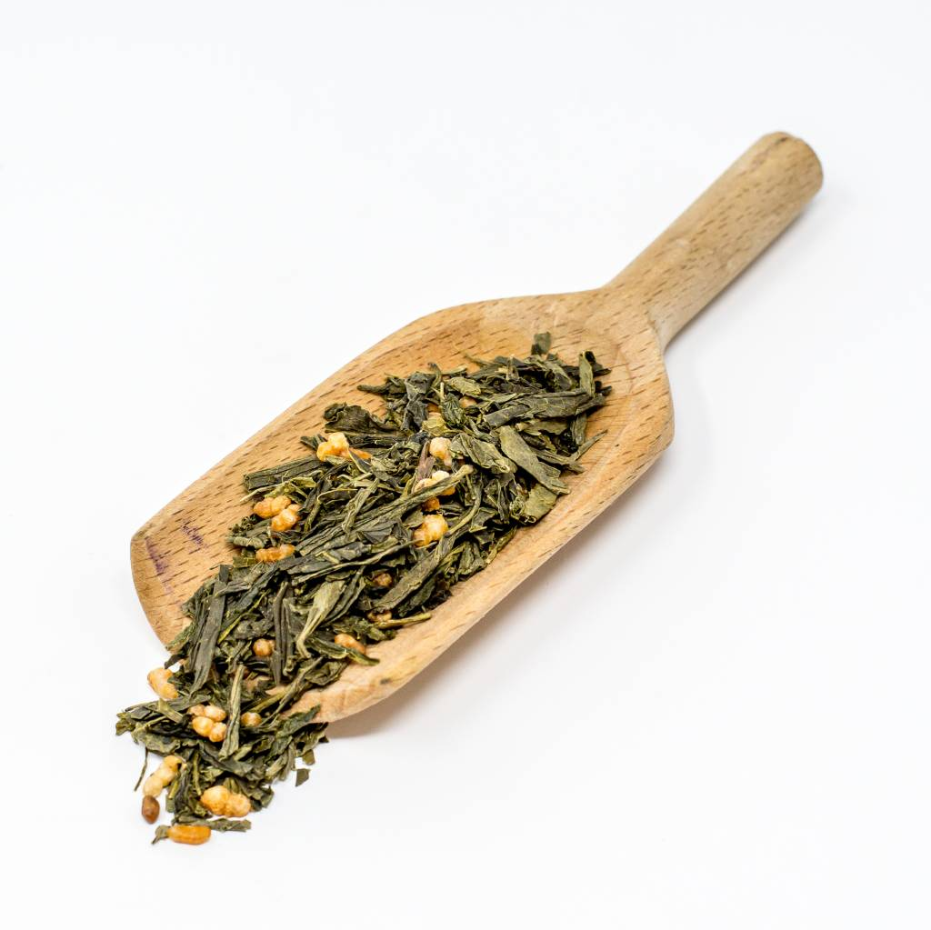 Genmaicha Green Tea 16oz.