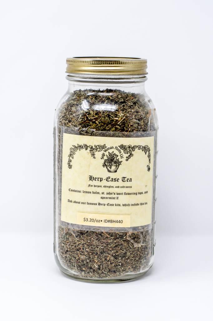 Herp Ease Tea  16oz.