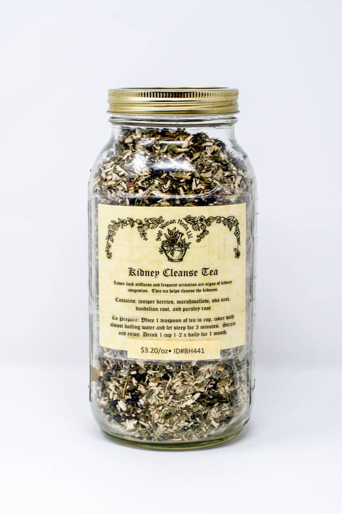 Kidney Cleanse Tea  16oz.