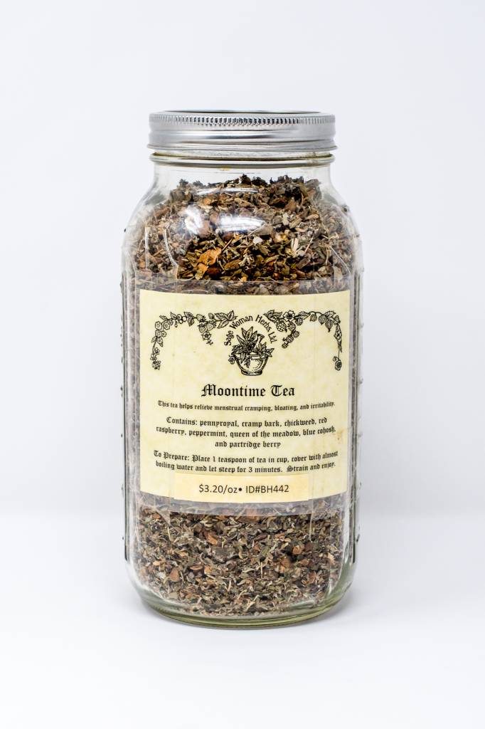 Moontime Tea  2oz.
