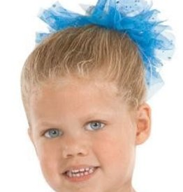 Eurotard Sparkle Tulle Scrunchie