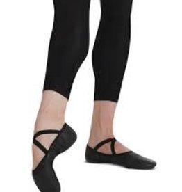 Capezio Leather Romeo  2020 BLK W