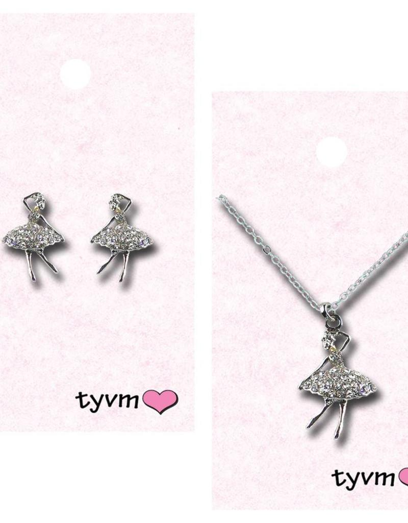 Ballerina Earrings 73412