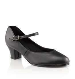 "Capezio Jr. Footlight Leather 1.5"" 551"