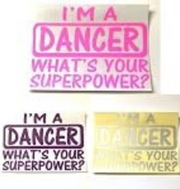 SuperPower Sticker G325