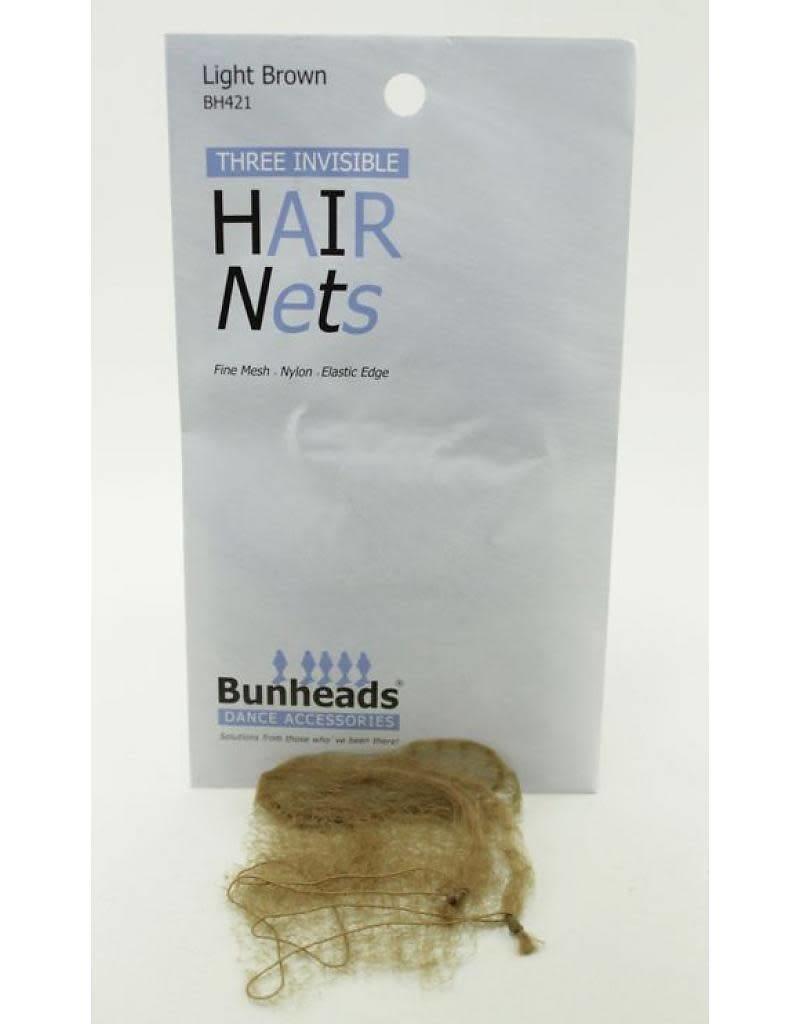 Capezio Bunheads Invisible Hair Net